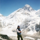 Everest 1997 South Side trek to Base Camp