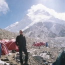 Me at ABC before the summit attempt
