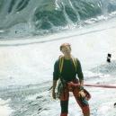 Climbing a 6c, 20 pitch route on the Envers des Aiguilles, 1992