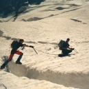 Grandes Jorasses, 1988
