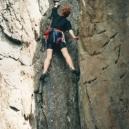 Les Gaillands, Chamonix, 1988