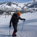 Training in Megeve